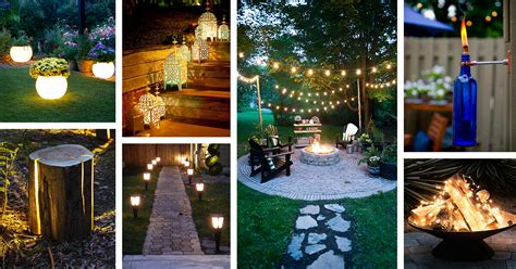 backyard lighting ideas pinterest 27 best backyard lighting ideas and designs for 2017