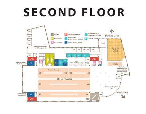 home design app second floor rooms spaces belk library and information commons