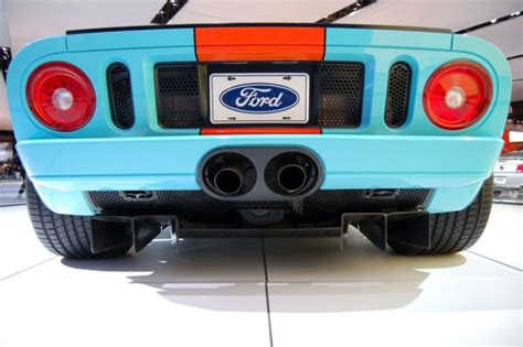 ford gt lights back lights ford gt 2007 ford car pictures by carjunky 174