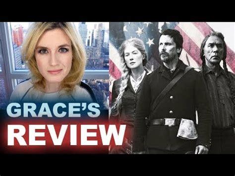 hostiles movie review youtube