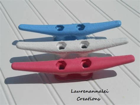 boat cleats decor boat cleat nautical nursery decor from laurenannalei