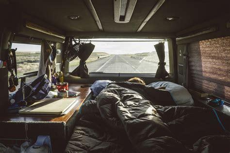 van living van life
