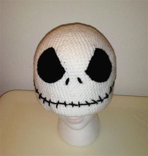 Knitting Pattern Jack Skellington | looking for crocheting project inspiration check out jack