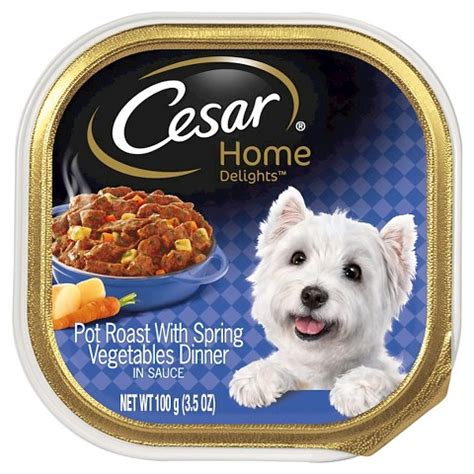 cesar puppy food kroger cesar food trays only 0 25 become a coupon