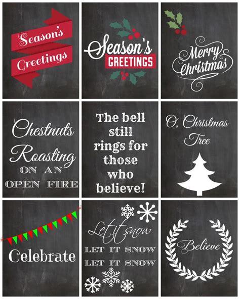 free printable chalkboard christmas gift tags chalkboard printables free