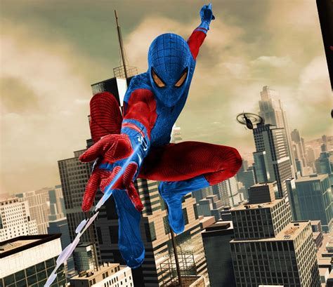 spider man blue hc amazing 0785110623 the amazing spiderman mod spiderman blue and red youtube