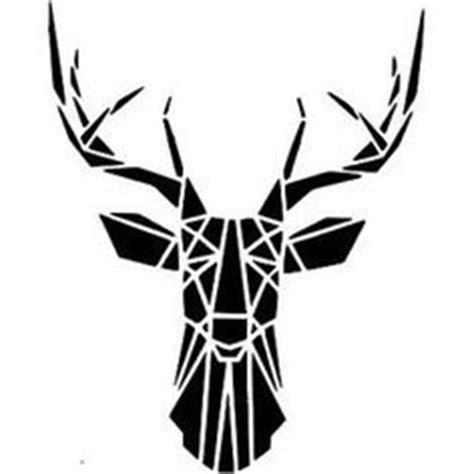 Deer Kaos Deer 1000 ideas about geometric deer on deer