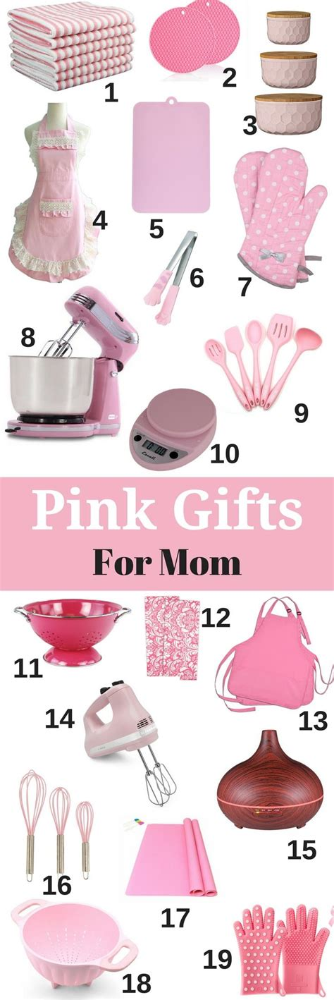 presents for mom pink gifts for mom the best gift ideas for mother s day