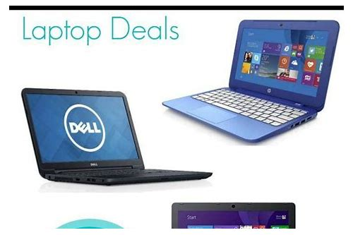 thanksgiving day deals on laptops