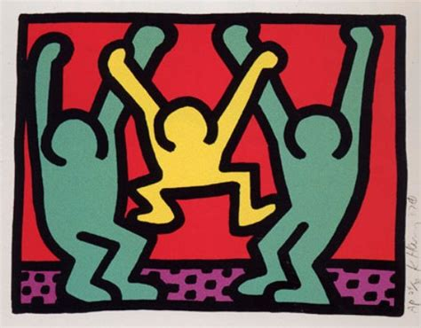pop culture shop dragonlance 1 rooted in activism keith haring widewalls