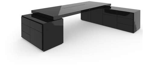 Felix Corner Desk Desk Iv Ii I Black Piano Lacquer Felix Schwake
