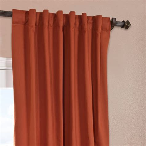 twill curtains bombay rust cotton twill curtain drapes