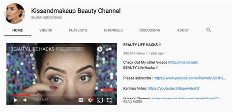 hair and makeup youtube channels 10 of the most popular beauty bloggers on youtube 2017
