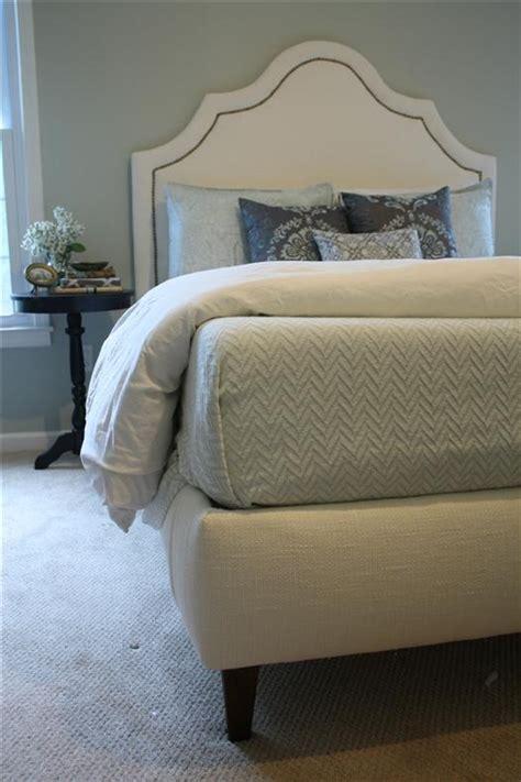 Diy Upholstered Bed Frame 25 Best Ideas About Upholstered Box Springs On Pinterest