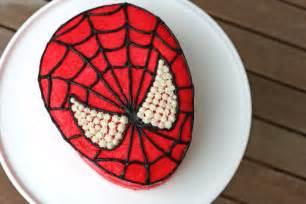 Spiderman face cakes i cake ideas