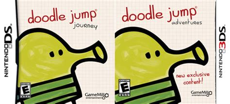 doodle jump ds doodle jump bouncing to 3ds ds this year