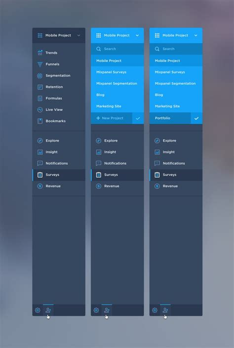 layout ui 1000 images about menu ui on pinterest design cards