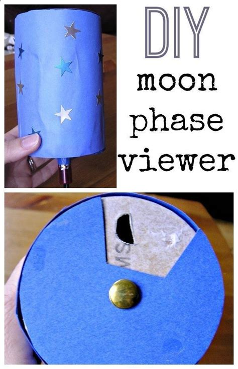 Activities The O Jays And - make a moon phase viewer activities the o jays and kid