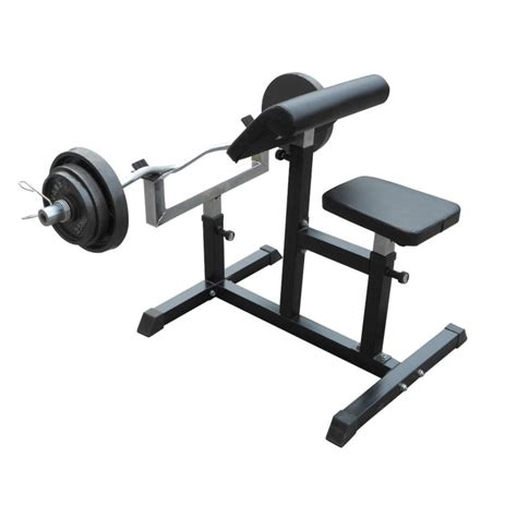 bicep curl bench adjustable bicep barbell curl weight bench buy weight