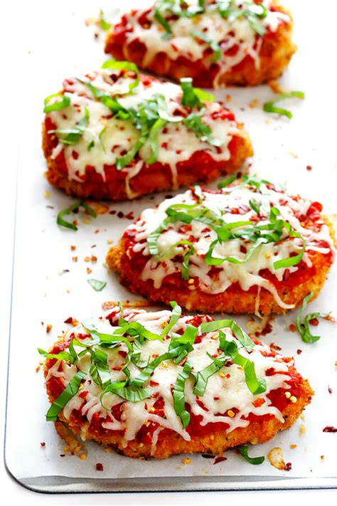 spicy veal parmesan spicy baked chicken parmesan gimme some oven