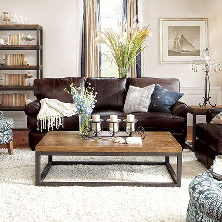 living room ideas brown sofa best 25 leather couch decorating ideas on pinterest