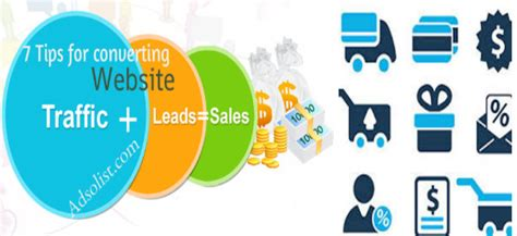 7 Tips On Increasing Website Traffic by 7 Tips To Improve Website Conversion Rate Business