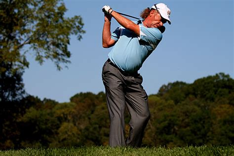 how does miguel do back of his hair swing sequence miguel angel jimenez golf com
