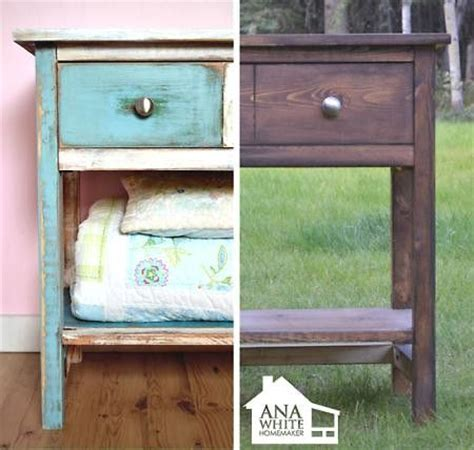 How To Paint Furniture Distressed by