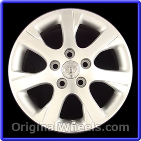 2005 Toyota Camry Tire Size 2005 Toyota Camry Rims 2005 Toyota Camry Wheels At