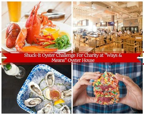 oyster challenge ways means oyster house oyster challenge