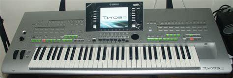 Keyboard Yamaha Tyros yamaha tyros 3 image 433775 audiofanzine