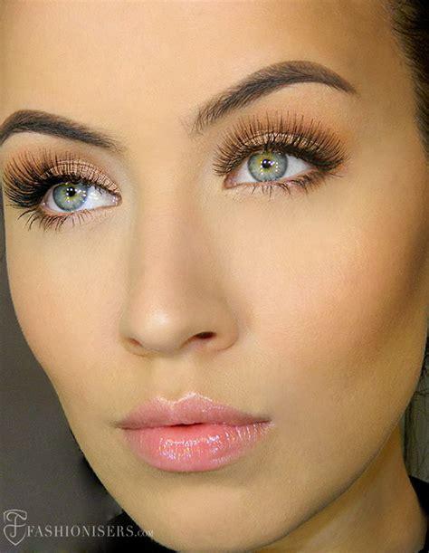 makeup tutorial no eyeliner no makeup makeup tutorial fashionisers