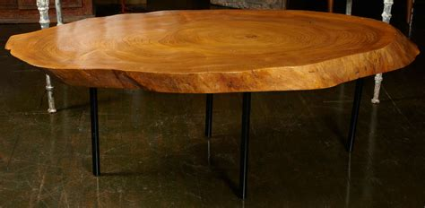 1950 large organic coffee table at 1stdibs