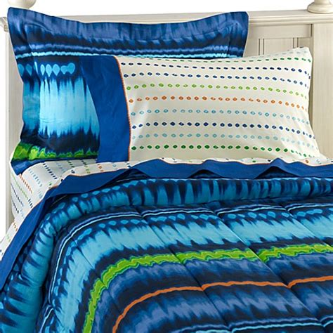 blue tie dye bedding tie dye blue twin complete bedding ensemble bed bath