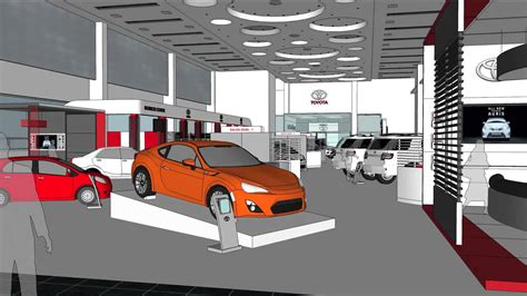 toyota car showroom toyota al badia dubai car showroom