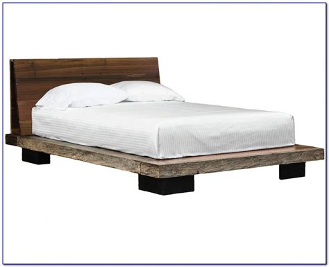 sized bed frames futon frame queen dimensions