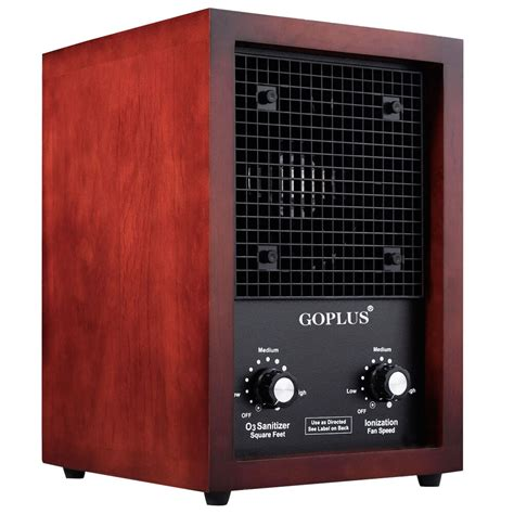 goplus sqft air purifier ionic ozone ionizer cleaner