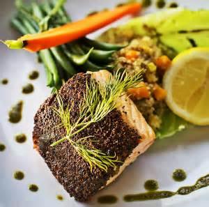 protein 4 oz salmon pistachio encrusted salmon h3 daily