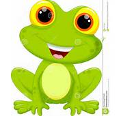 Cute Frog Cartoon Stock Illustration  Image 61377227