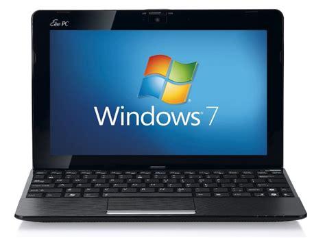 Laptop Asus Windows 7 larger image for b stock asus eee pc 1015pe netbook windows 7 starter 1 66ghz 1gb 250gb 10 1