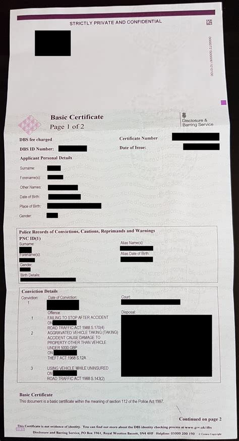 Basic Criminal Record Check Uk Basic Criminal Record Checks By The Dbs Basic Dbs Checks