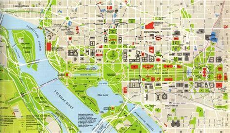 printable map of dc area printable map washington dc dc gopher best printable