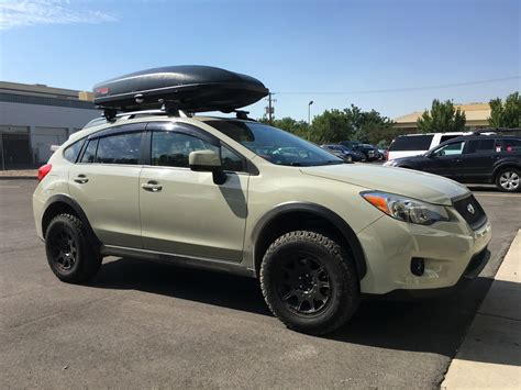 crosstrek subaru lifted solid autoworks