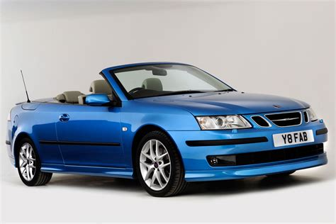 saab convertible blue used saab 9 3 convertible buyer s guide 1 auto express