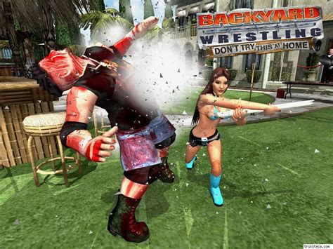 backyard wrestler fondos de juegos backyard wrestling fondos de backyard