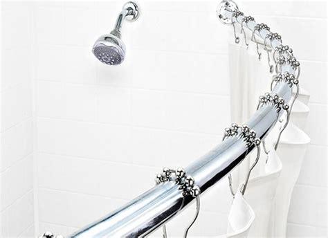 best shower curtain rod best shower curtain rod a very cozy home