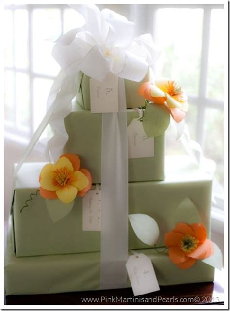 wedding shower gift wrapping ideas 17 best images about gift wrapping on original