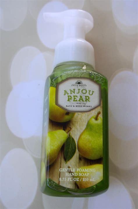 Wash Fresh Pickled Pears Bathandbodyworks bath and works haul vol 1 southeast by midwest