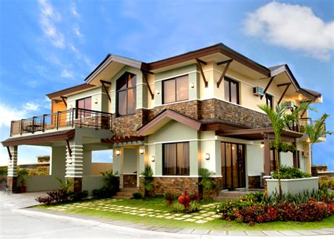 dream home designs dmci s best dream house in the philippines house design