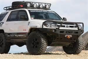 Road Bumpers For Toyota 4runners Demello 4runner 3hoop Bumper 03 09 Dirt Offroad